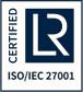 ISO/IEC 27001 gecertificeerd